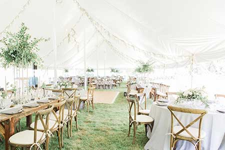 Tent Rentals in State College, Pittsburgh, Altoona, Central Pennsylvania