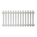 Rental store for WHITE PVC FENCE PANEL - 42 H x 6 L in State College PA