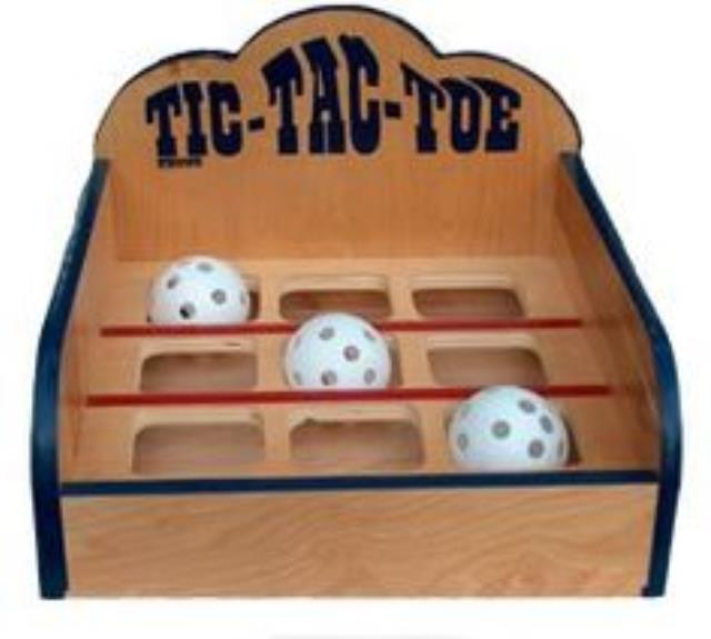 Where to find TIC-TAC-TOE BOX in State College