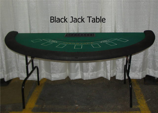 Where to rent BLACK-JACK TABLE in State College, Altoona and all of Central Pennsylvania