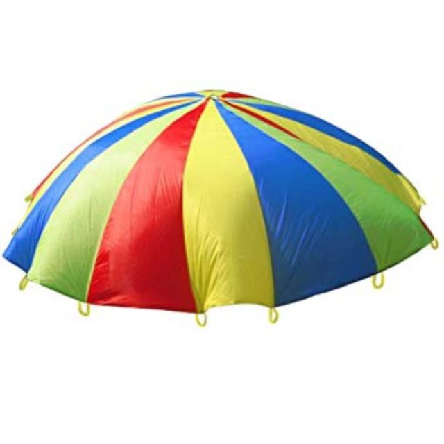 Childrens Play Parachute 12 Foot Rentals State College Pa