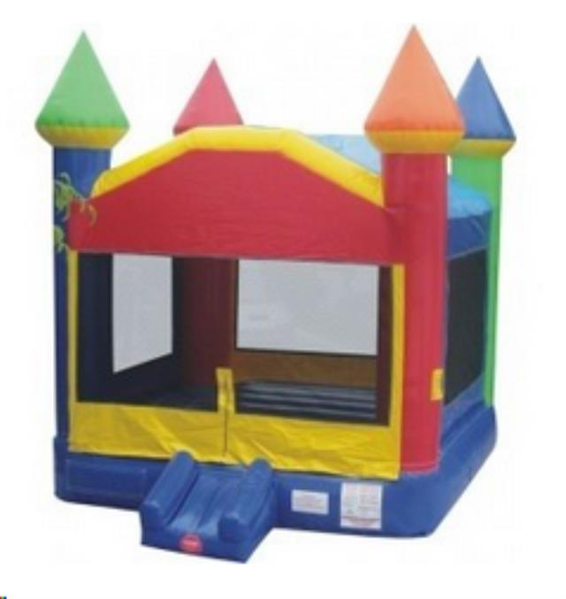 Where to find CASTLE BOUNCE HOUSE in State College