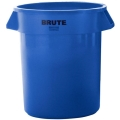 Where to rent TRASH CAN - 32 GAL  BLUE in State College PA