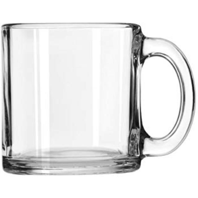 Where to rent GLASS COFFEE MUG - UNIT OF 20 in State College, Altoona and all of Central Pennsylvania