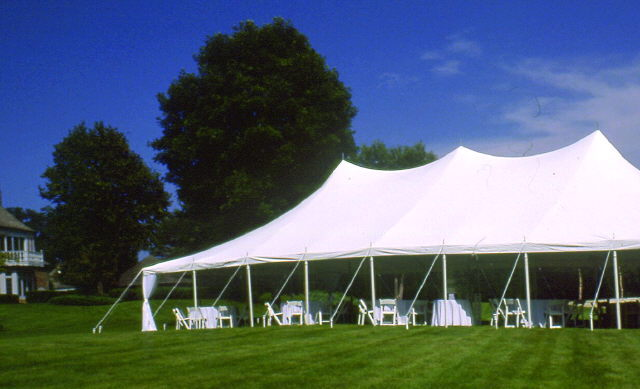 Where to rent POLE TENT, 40  X 40 in State College, Altoona and all of Central Pennsylvania