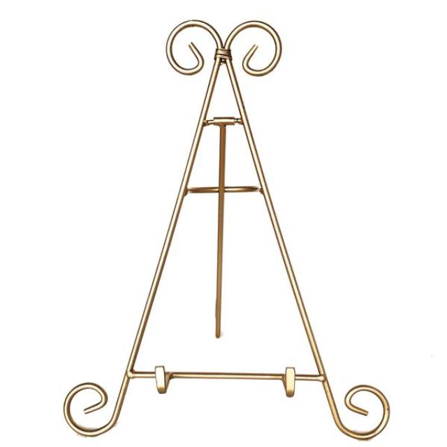 Where to find EASEL, DECORATIVE SILVER - 10  TALL in State College