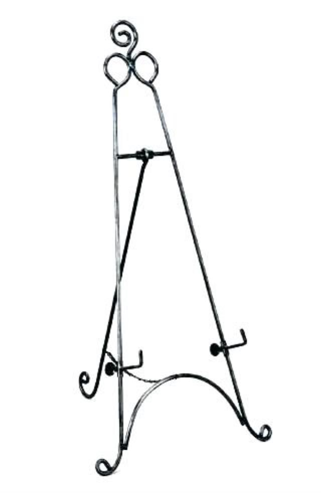 Where to find EASEL, DECORATIVE IRON - 60  TALL in State College
