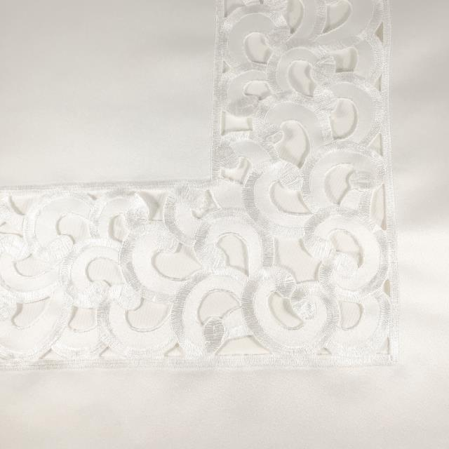 Where to find WHITE CUTWORK TABLECLOTH - 72 SQUARE in State College