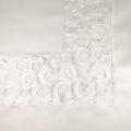 Rental store for WHITE CUTWORK TABLECLOTH - 72 SQUARE in State College PA