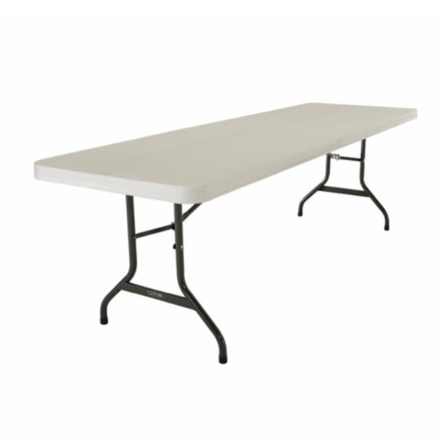 Where to rent TABLE, 8  X 30  - POLY TOP in State College PA, Altoona PA and surrounding metro areas