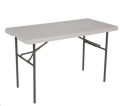 Rental store for TABLE, 4  X 24  - POLY TOP in State College PA