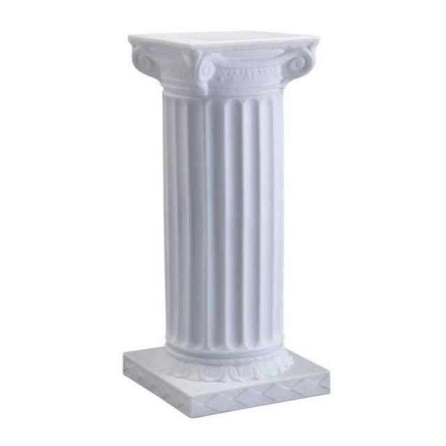 Where to find COLUMN, WHITE - 40  SQUARE POLY, NO CAP in State College