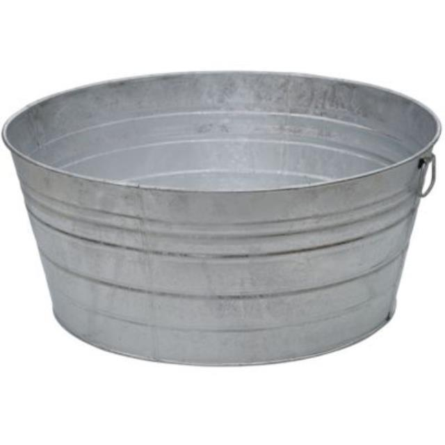 Where to rent ALUMINUM TUB - LARGE in State College, Altoona and all of Central Pennsylvania