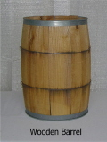 Rental store for SMALL WOODEN BARREL in State College PA