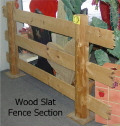 Rental store for FENCE SECTION, SLAT WOOD in State College PA