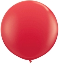 Rental store for 3  LATEX BALLOON - RED, INFLATED in State College PA