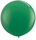 Rental store for 3  LATEX BALLOON - EM. GREEN, INFLATED in State College PA