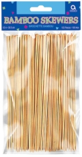 Rental store for BAMBOO SKEWERS, 12  - 100 COUNT in State College PA