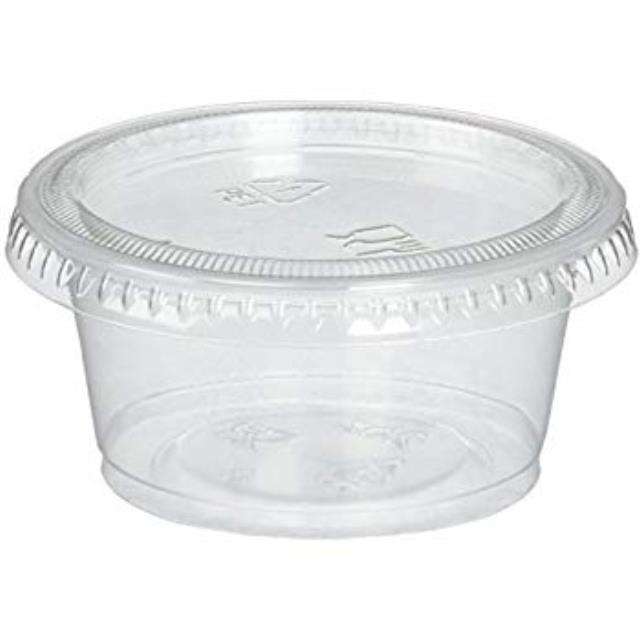 Where to find PORTION CUPS WITH LID - 25 COUNT in State College