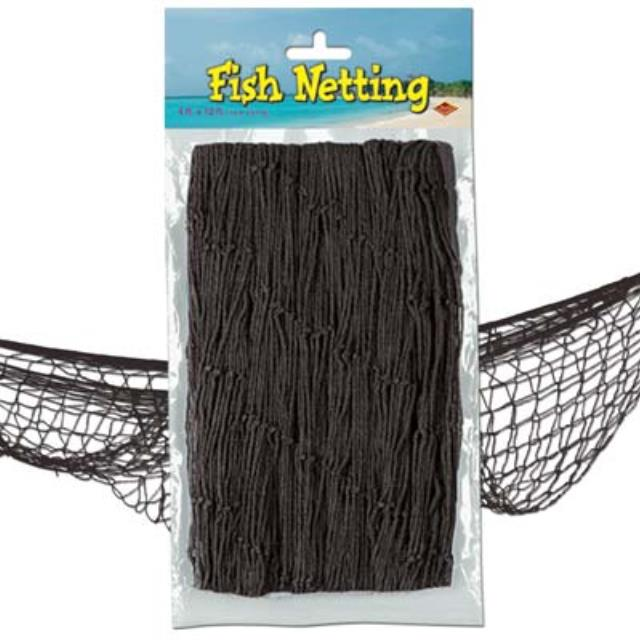Where to find AUTHENTIC FISH NET, 36SQ in State College