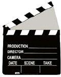 Rental store for MOVIE SET CLAPBOARD in State College PA