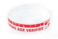 Rental store for WRISTBANDS, AGE VERIFIED - 500 COUNT in State College PA