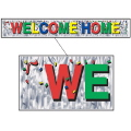 Where to rent WELCOME HOME BANNER in State College PA