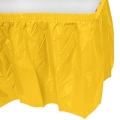 Rental store for PLASTIC SKIRT-SCHOOL BUS YELLOW, 14 in State College PA
