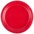 Rental store for PAPER PLATE 7  CLASSIC RED - 24 COUNT in State College PA
