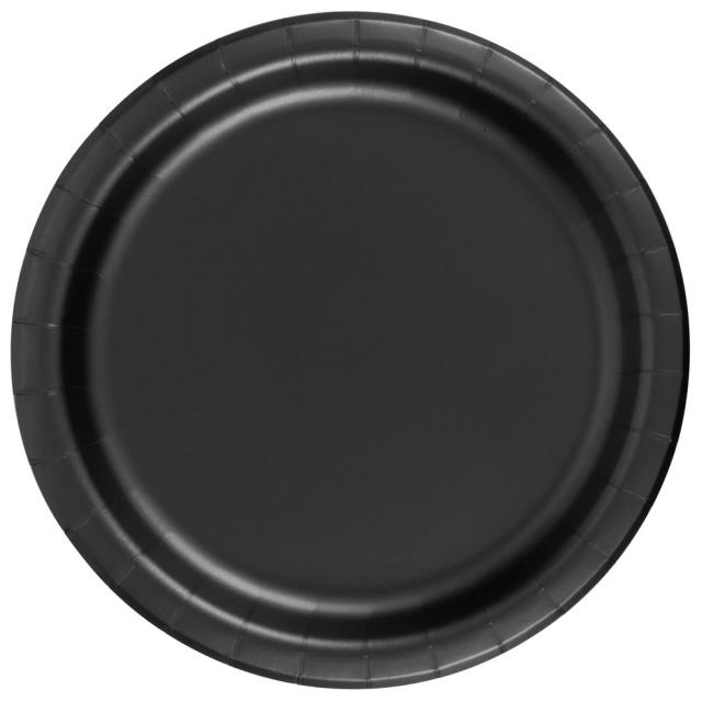 Where to find PAPER PLATE 7  BLACK VELVET - 24 COUNT in State College