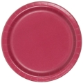 Rental store for PAPER PLATE 9  BURGUNDY - 24 COUNT in State College PA