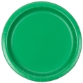 Rental store for PAPER PLATE 9  EMERALD GREEN - 24 COUNT in State College PA