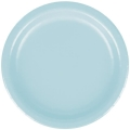 Rental store for PAPER PLATE 9  PASTEL BLUE - 24 COUNT in State College PA
