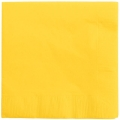 Rental store for BEV NAPKIN SCHOOL BUS YELLOW 50CT in State College PA