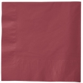 Rental store for LUNCH NAPKIN BURGUNDY 50CT in State College PA