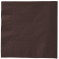 Rental store for LUNCH NAPKIN CHOCOLATE BROWN 50CT in State College PA