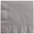 Rental store for LUNCH NAPKIN SHIMMERING SILVER 50CT in State College PA