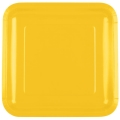Rental store for SQ PAPER PLATE 7  SCHOOL BUS YELLOW in State College PA