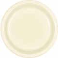 Rental store for PLASTIC 10  PLATE-IVORY - 20 CT in State College PA