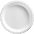 Rental store for PLASTIC 10  PLATE-WHITE - 20 CT in State College PA