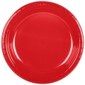 Rental store for PLASTIC 7  PLATE- CLASSIC RED - 20 CT in State College PA