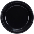 Rental store for PLASTIC 7  PLATE-BLACK VELVET - 20 CT in State College PA