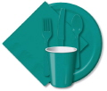 Where to rent PAPER TABLECOVER-TROPICAL TEAL in State College PA