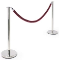 Rental store for STANCHION ROPE, 5  - RED VELVET in State College PA