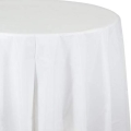 Rental store for PAPER TABLECOVER-WHITE, ROUND in State College PA