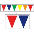 Where to rent PENNANT BANNER - 25  MULTI COLOR in State College PA