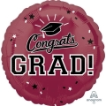 Rental store for CONGRATULATIONS GRAD - BURGUNDY in State College PA