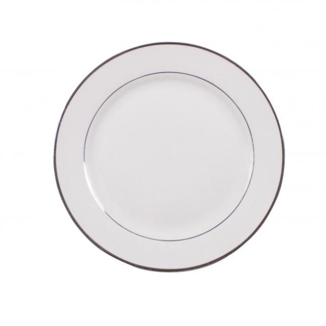 Where to rent WHITE SILVER DINNER PLATE, UN 10 in State College, Altoona and all of Central Pennsylvania