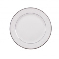 Rental store for WHITE SILVER DINNER PLATE, UN 10 in State College PA