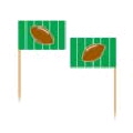 Rental store for FOOTBALL FLAG PICKS, 50 PKG in State College PA